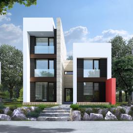 외삼미동 단독주택 설계