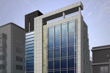 용강동 빌딩