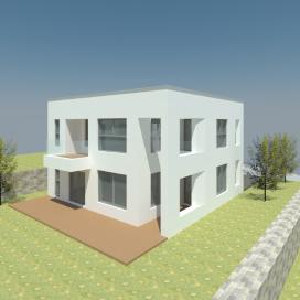 10X10 SQUARE HOUSE