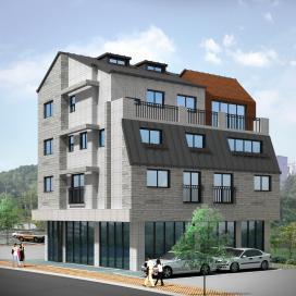광교지구 근생 및 다가구주택 신축공사
