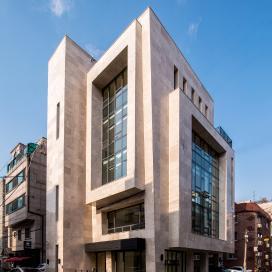 대치동 SMSW 사옥 신축 사옥, 모던함, 현대건축물, 사무실, 회사사옥