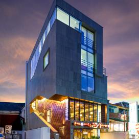 협소상가주택 어반클라인 망원리치힐 (Urban Klein Mangwon Richhill)