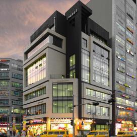 한강신도시의 아이콘, 이솔빌딩 신축, 사옥, 상업건축,