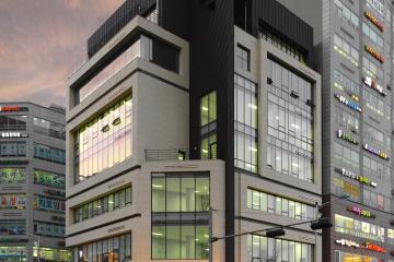 한강신도시의 아이콘, 이솔빌딩