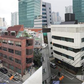 용산구 아티젠 사옥 회사사옥, 상업건물, 신축