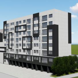 정선 아리채2단지 공동주택, 아파트, 근린생활시설, 주거시설