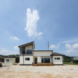 제천 S-House 모던건축, 단독주택, 전원주택, 제천주택