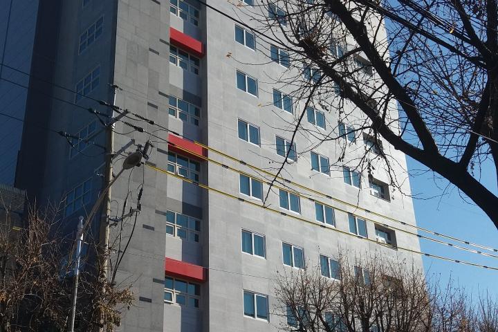 표준형 기숙사 울진군재경학사관 신축공사