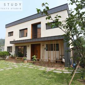 파주 단독주택 패시브하우스 패시브하우스, 단독주택, 저에너지, 에너지효율성