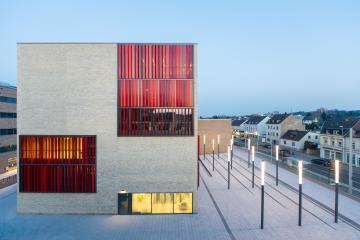 독일 뮬하임 대학 도서관 프로젝트