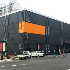 여주 신해리 창고 Remodeling 및 의류매장 신축공사 창고, 리모델링, 신축