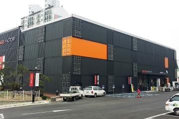 여주 신해리 창고 Remodeling 및 의류매장 신축공사