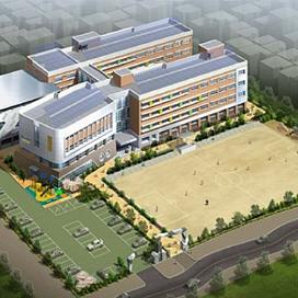 김포시 00초등학교 신축공사 교육시설, 초등학교, 신축공사, 연구시설