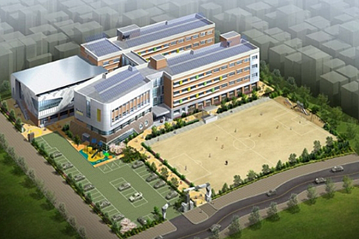 김포시 00초등학교 신축공사