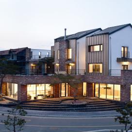 경기도 이천 S Park 상가주택 상가주택, 벽돌, 점포주택