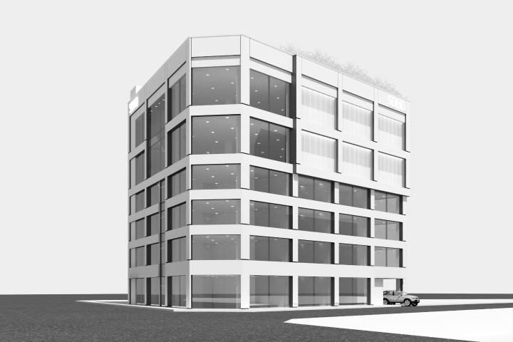 전주 효천지구 근린생활시설 (기획설계)