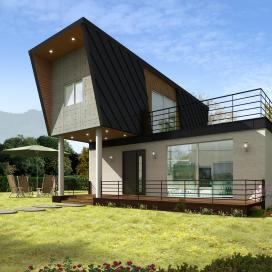 친환경 모듈러주택 및 전원주택(20평형대)