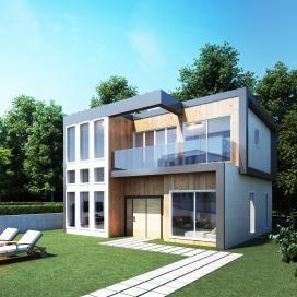 친환경 모듈러주택 및 전원주택(30평형대)
