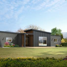 친환경 모듈러주택 및 전원주택(10평형) 모듈주택, 이동식목조주택, 세컨하우스, 전원주택