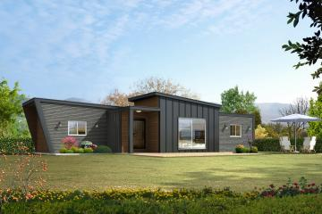 친환경 모듈러주택 및 전원주택(10평형)