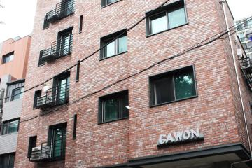 'GAWON' 근생주택 신축공사