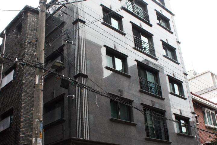 'ECOSIA' 근생주택 신축공사