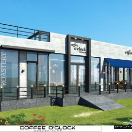 노출콘크리트의 아담한 아산 카페 카페, 아산카페, 노출콘크리트, 카페건물, 상업시설
