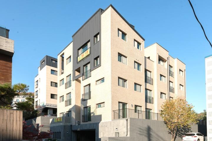 합리적으로 분양성을 극대화 한 다세대주택