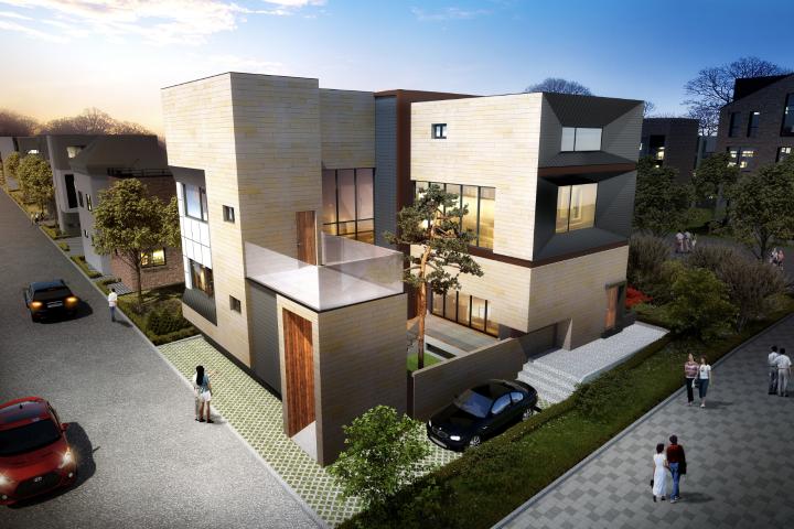 미사 단독주택 건축 사례