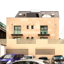 라임스톤이 빛나는 파인빌리지 A동(B동) 다세대주택, 다가구주택, 파인빌리지, 서초동주택, 라임스톤, 징크판넬
