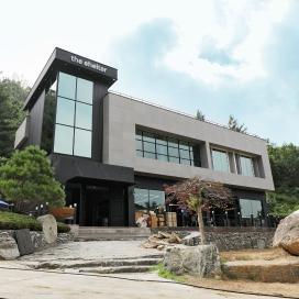 자연 풍경을 가득 담은 카페, 더쉘터 카페, 자연속카페, 천안카페