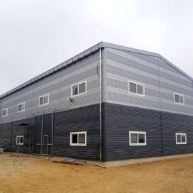 평택 아송공장 신축공사 공장건축, 창고, 평택창고, 평택공장