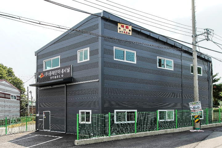 경기도 물류센터 창고시설