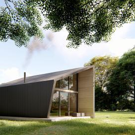 자연 속 오브제 스몰하우스(농막주택) (Small House) 농가주택, 농막, 스몰하우스, 협소주택,