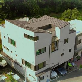 자연과 함께하는 고양시 덕은동 단독주택 신축 단독주택 3층 건축시공