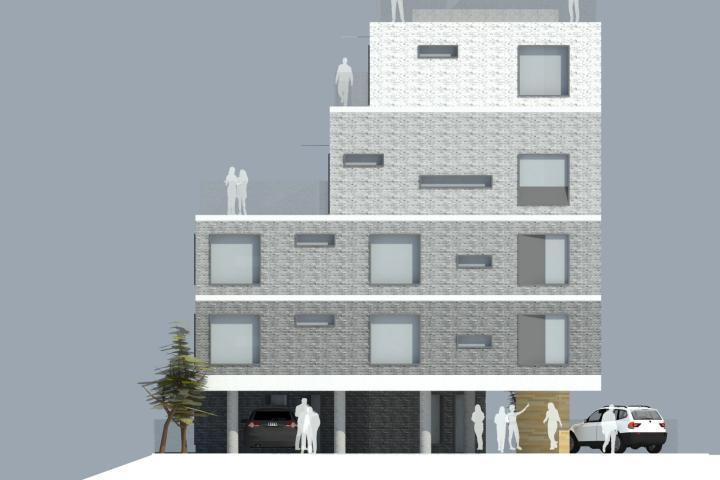 한 층마다 즐거움이 샘솟는 청고벽돌 주택